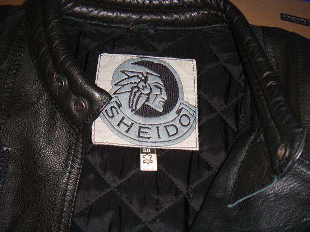Chaqueta moto motorista SHEIDO talla 50