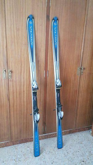 Esquís Rosignol 176 cm