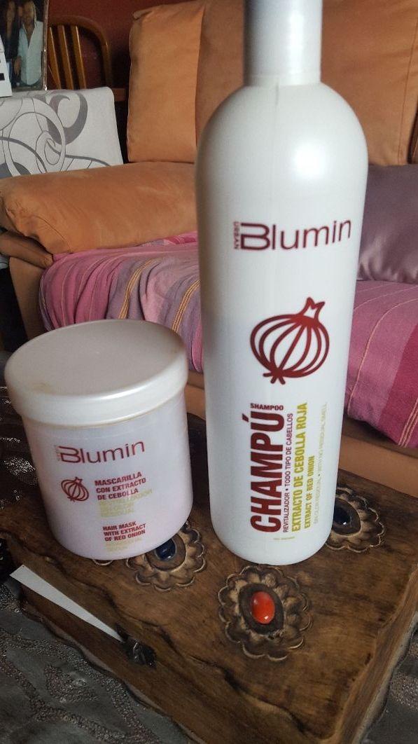champu cebolla 1 litro nuevo +mascarilla de 700 m