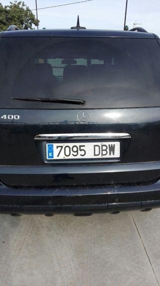 Mercedes-benz Clase Ml 400 cdi