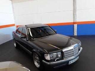 Mercedes-benz 560SE PROVENIENTE DE COLECCIÓN