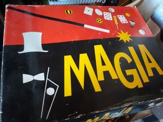Magia Borras de 1960