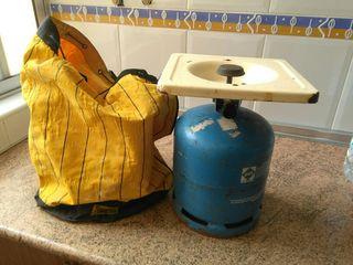 gas campink