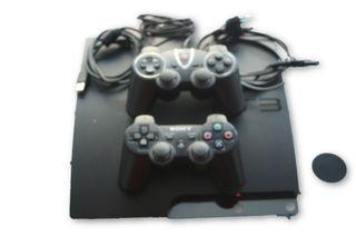 PS3 Slim HD 250GB