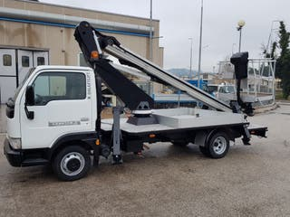 NISSAN CABSTAR- LIONLIFT 18MT