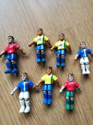 figuritas futbolistas nestle