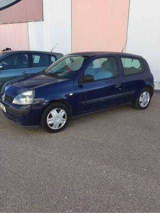 Clio 1.2 gasolina