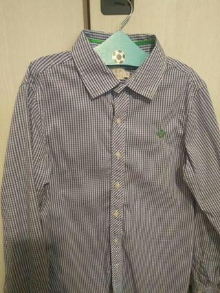 camisa niño nanos karpi