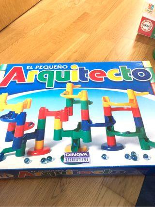 Juego arquitecto