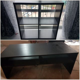 mesa y mueble