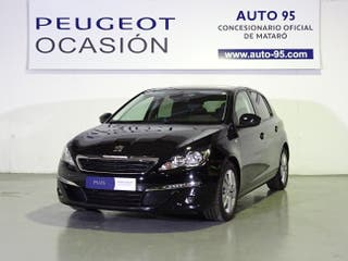Peugeot 308 HDI STYLE 100cv (CONCESIONARIO OFICIAL