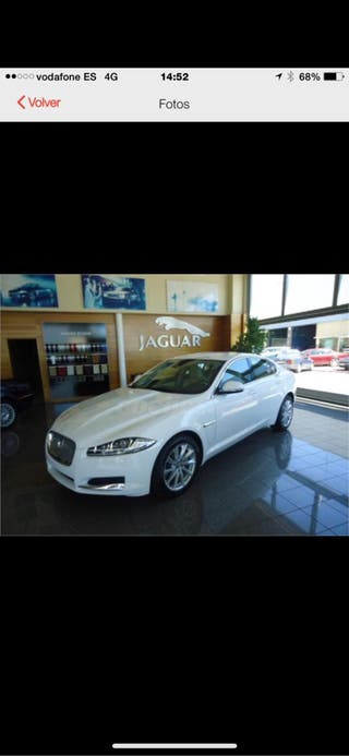 Jaguar XF luxuri 2015