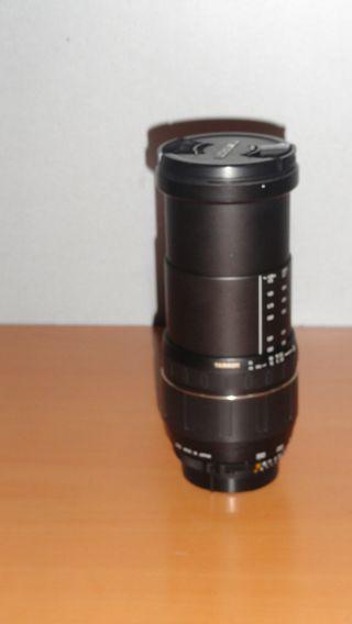 Objetivo Macro Tamron 28-300mm