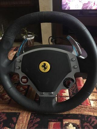 Se vende volante ps3 /ps4 /pc