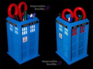 Lapicero Doctor Who