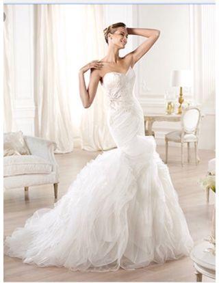 Vestido novia - se puede negociar el precio