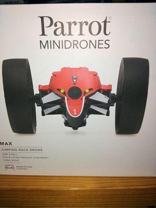Minidron Parrot max jumping race