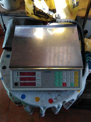 Balanza mobba 15 kg digital