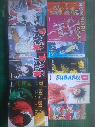 Manga números sueltos (varios)