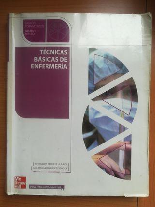 libros Ciclo aux de enfermería