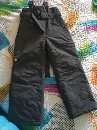 Pantalon de esqui niñ@