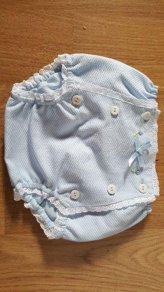 culotte karpi talla 1 mes pero como 3 a 6 meses