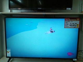 "Televisión LG 49"" SMART TV"
