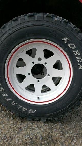 ruedas de suzuki