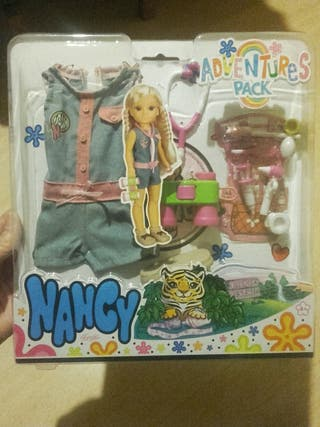 Pack Nancy adventures