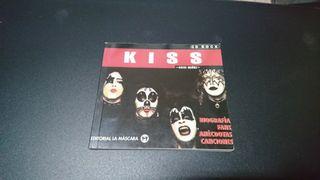 libro kiss