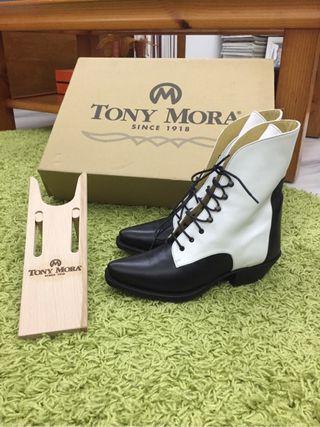 Botines Tony Mora