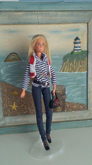 Barbie Skipper Ooak y Reroot