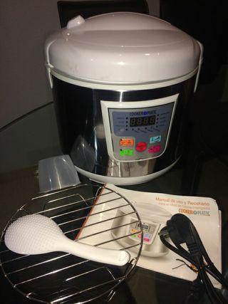 Robot cocina cookermatik