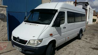 Mercedes-Benz Sprinter 411cdi 2002