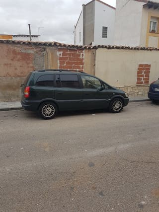 Opel Zafira De Segunda Mano En Guadalajara En Coches Wallapop
