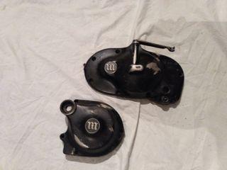 Tapas motor Montesa H6