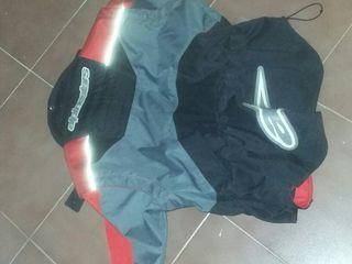 chaqueta alpinestar motocros