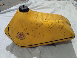 Deposito Montesa H6 H7 Amarillo