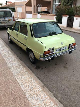 renault 7 tl renault 7 1980