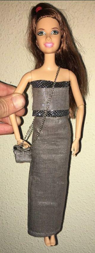 Ropa para muñeca Barbie