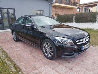 Mercedes-benz Clase C220 2015
