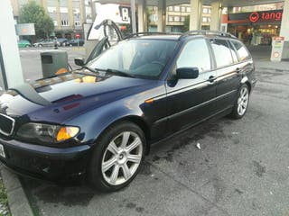 coche BMW 320D touring
