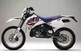 Despiece KTM 1995