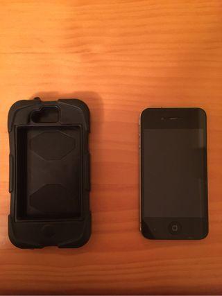 Iphone 4 (Negro)