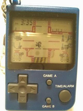 Nintendo Mini Classic - Mario's Cement Factory