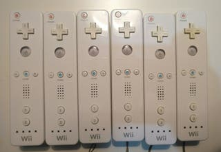 Mandos Nintendo WII (Unidad)