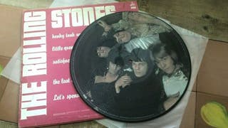 LP THE ROLLING STONES - BEST OF (PICTURE DISC)