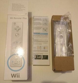 Nintendo WII - Mando Wiimotion Plus