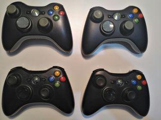 Mandos Microsoft XBOX 360 Originales (Unidad)