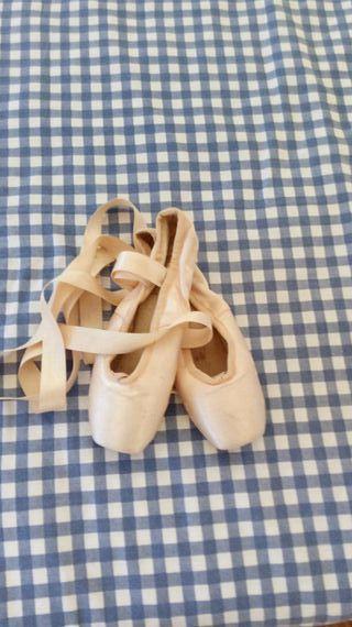 Puntas ballet